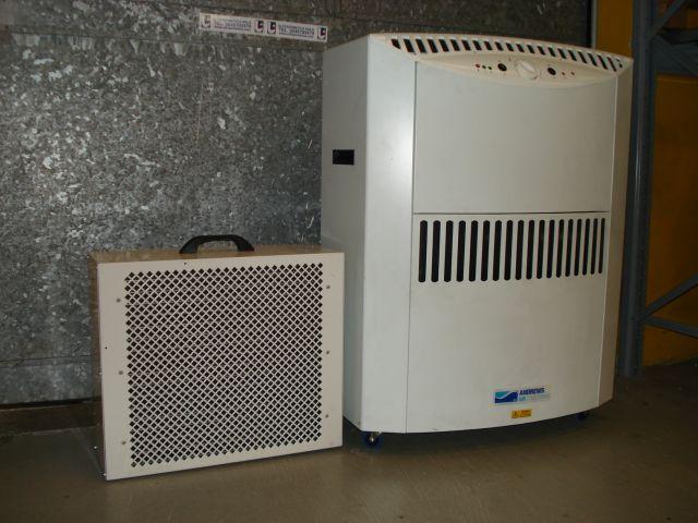 Condizionatore split ad acqua 4,5kW